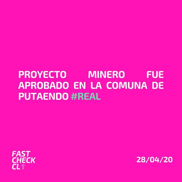 Proyecto minero fue aprobado en la comuna de Putaendo #Real