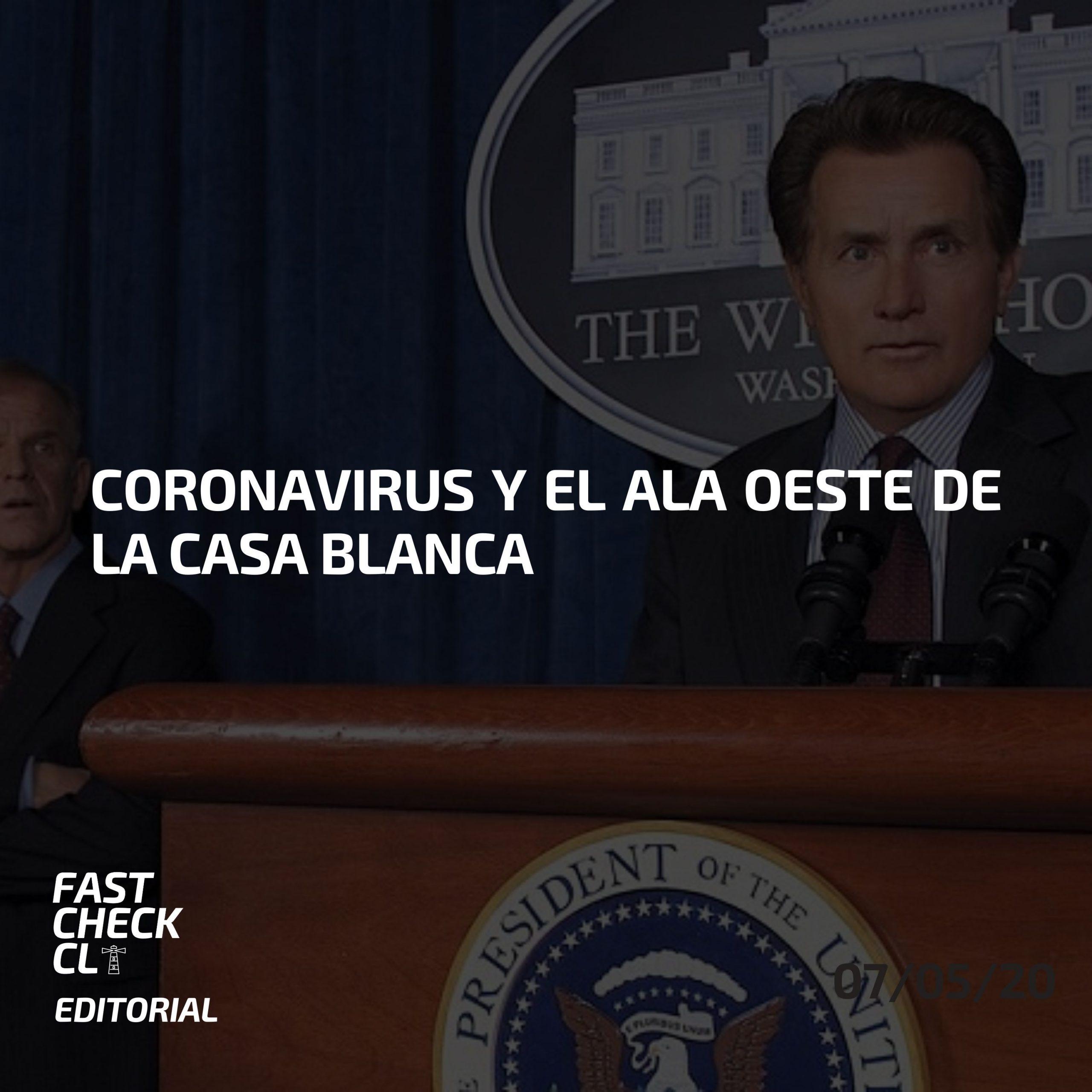 Editorial: Coronavirus y el Ala Oeste de la Casa Blanca
