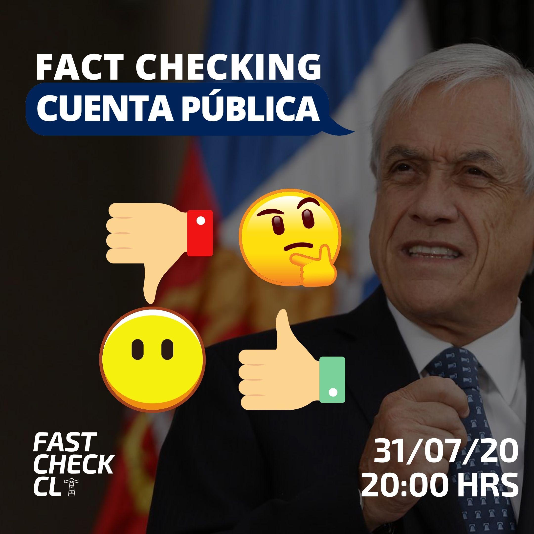 Read more about the article Fast Check CL se suma a proyecto colectivo para chequear la Cuenta Pública 2020