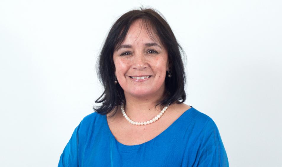Carmen Gloria Aravena senadora evopoli
