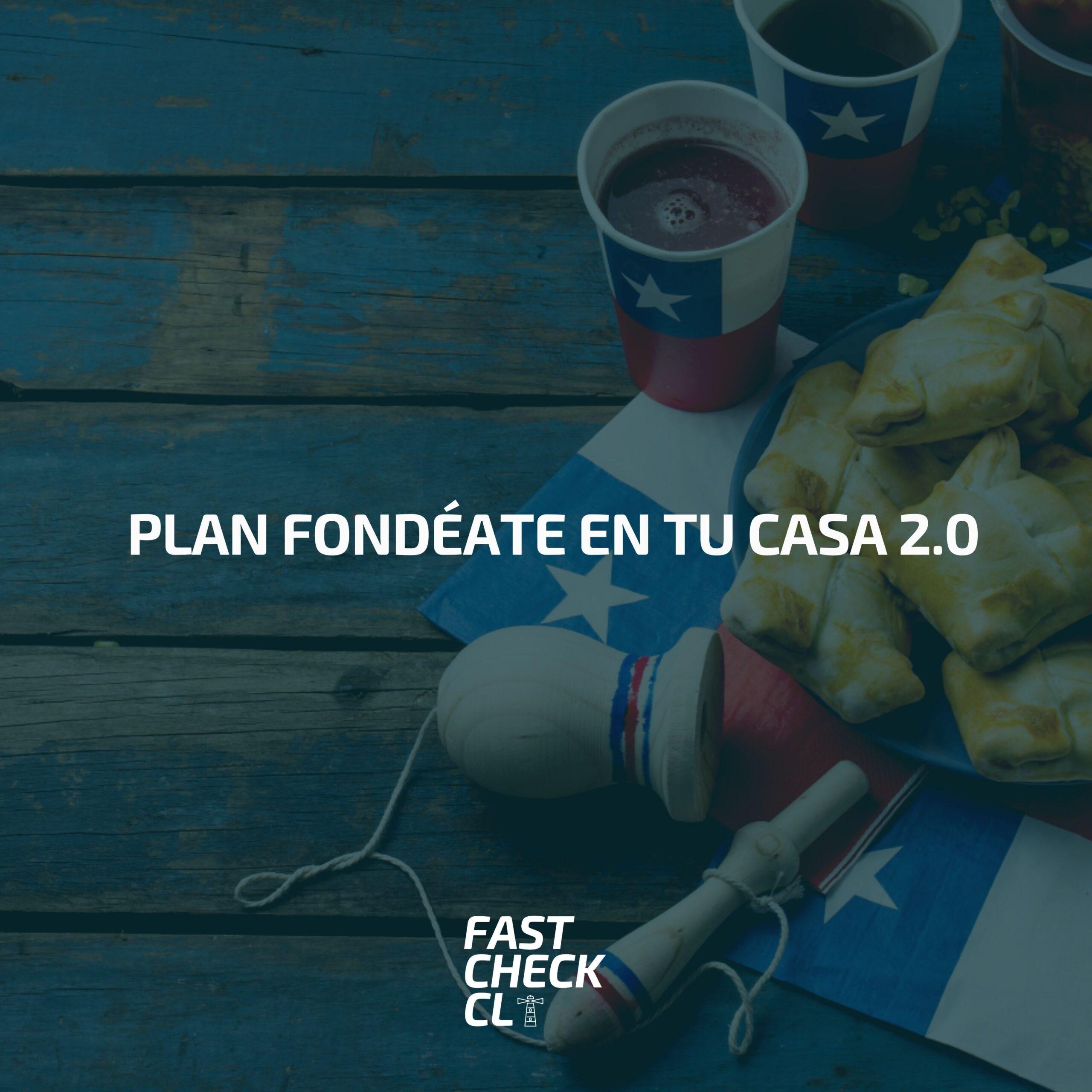 Plan Fondéate en tu casa 2.0