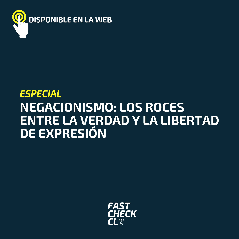 Read more about the article Negacionismo: los roces entre la verdad y la libertad de expresión
