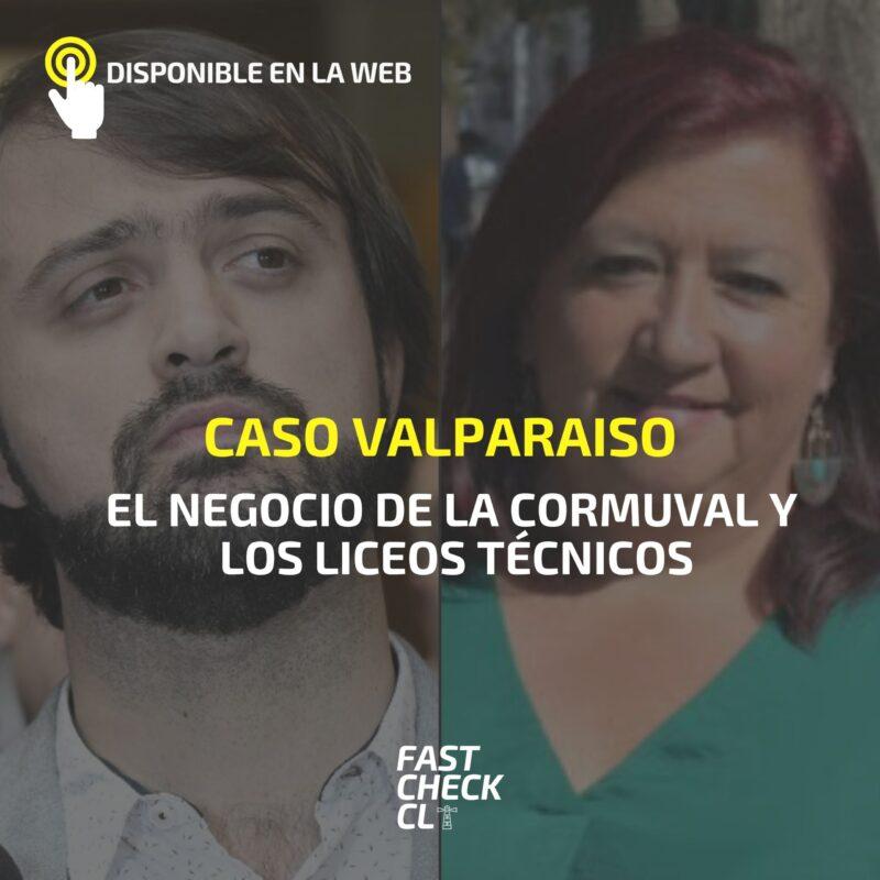 Caso Valparaíso: El negocio de la Cormuval y los liceos técnicos