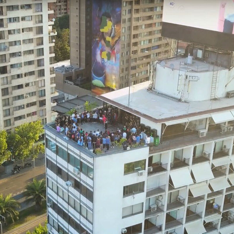 """Trinidad Lopetegui, directora de Galería CIMA: """"Queremos aportar desde nuestra trinchera, que es el arte y la cultura"""""""