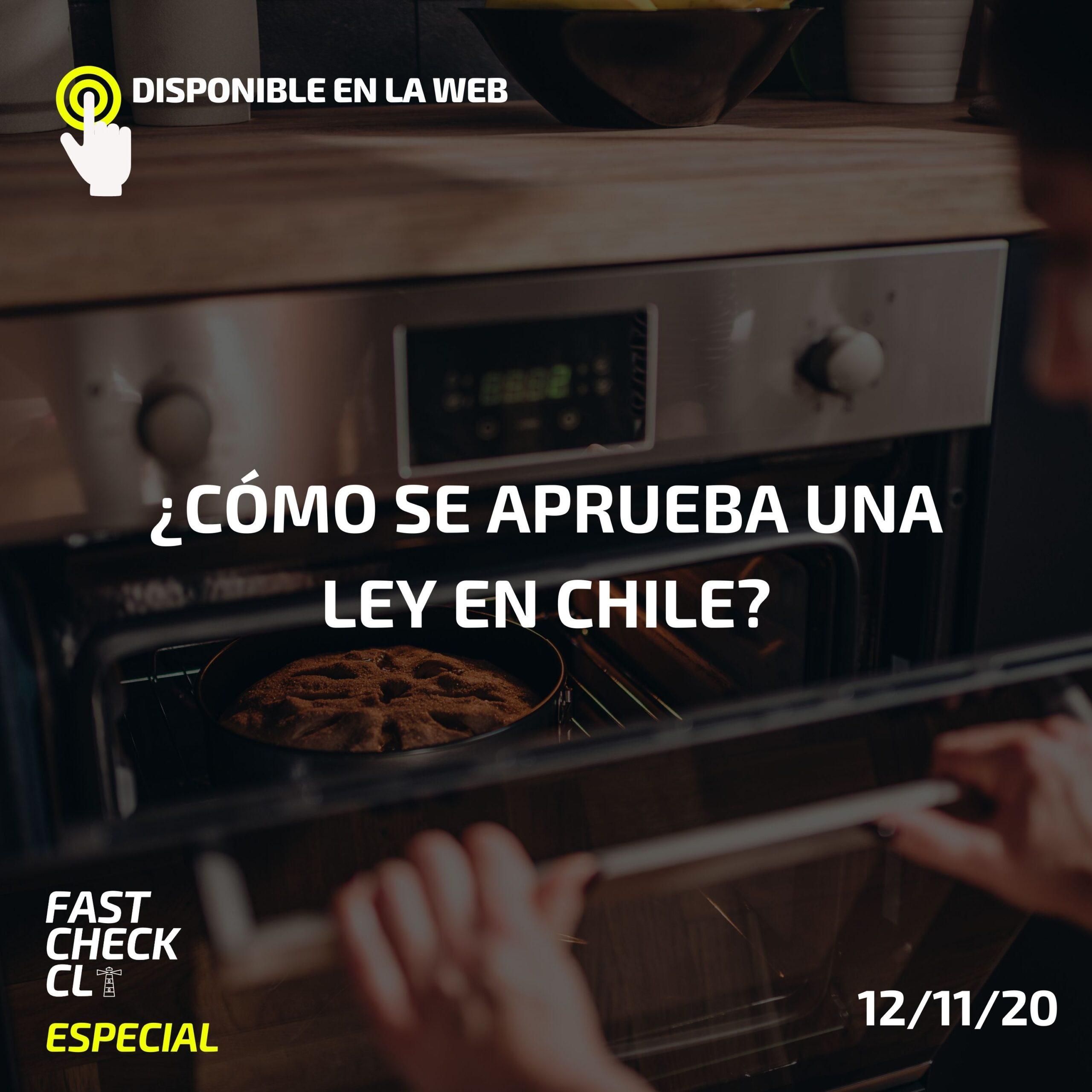Read more about the article ¿Cómo se aprueba una ley en Chile?