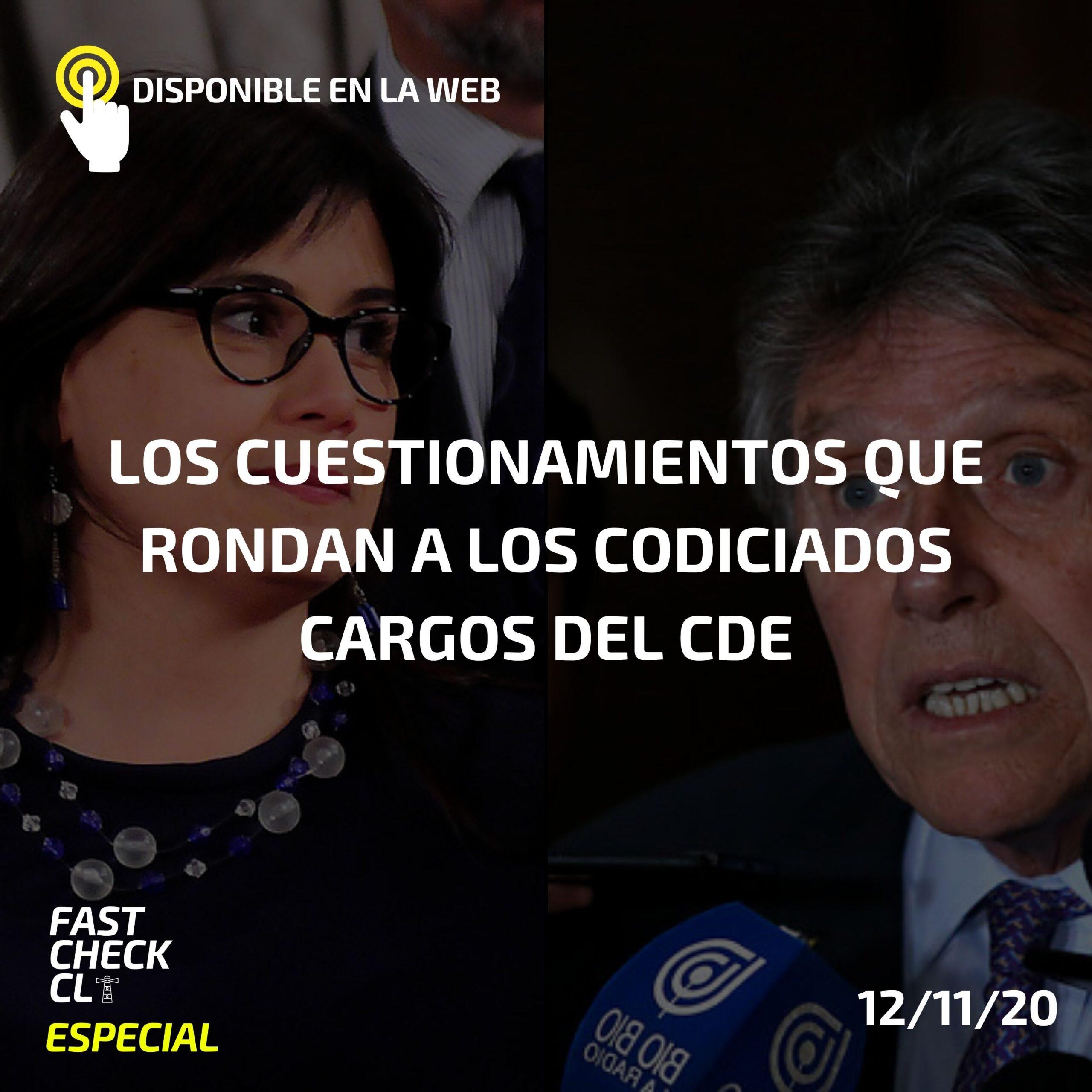 Read more about the article Los cuestionamientos que rondan a los codiciados cargos del cde