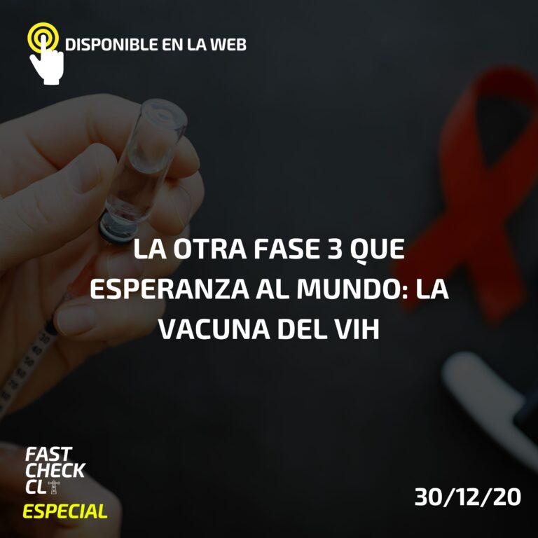 La otra fase 3 que esperanza al mundo: la vacuna del VIH