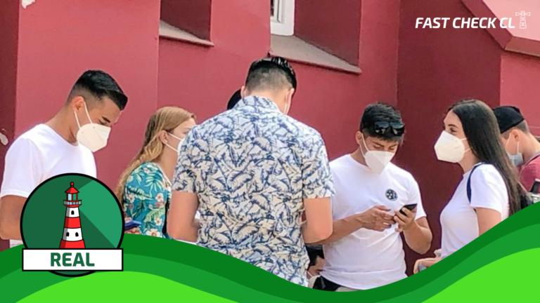 Aspirantes a oficiales de Carabineros fueron vacunados contra el Covid-19 en Providencia: #Real