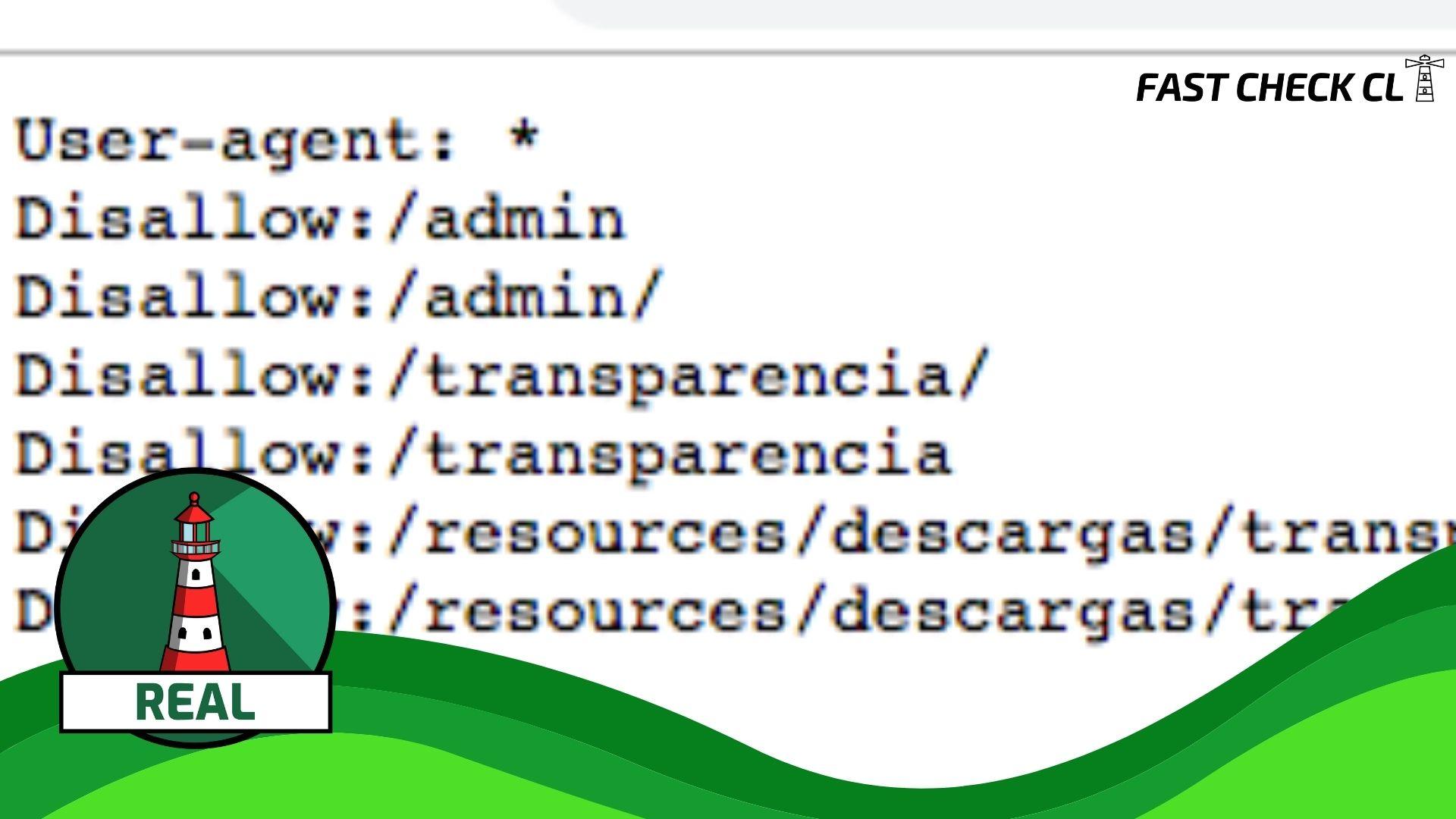 Las Condes y Vitacura tienen bloqueada la indexación de Transparencia Activa de Google y otros buscadores: #Real