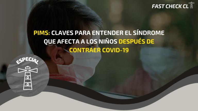 PIMS: Claves para entender el síndrome que afecta a los niños después de contraer Covid-19