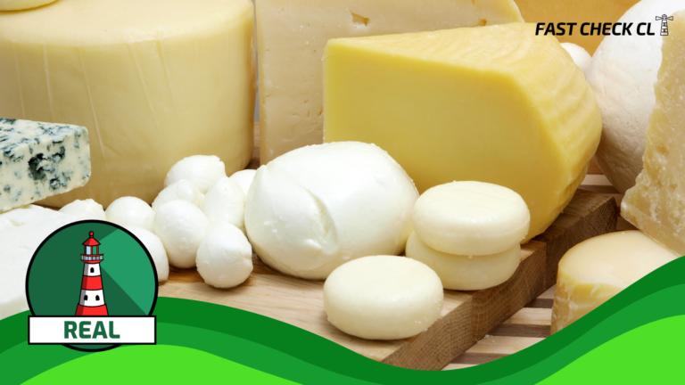 """""""Diferentes estudios confirman que el queso puede ayudar a combatir la diabetes, el deterioro cognitivo y hasta reducir el riesgo de enfermedades cardiovasculares"""": #Real"""