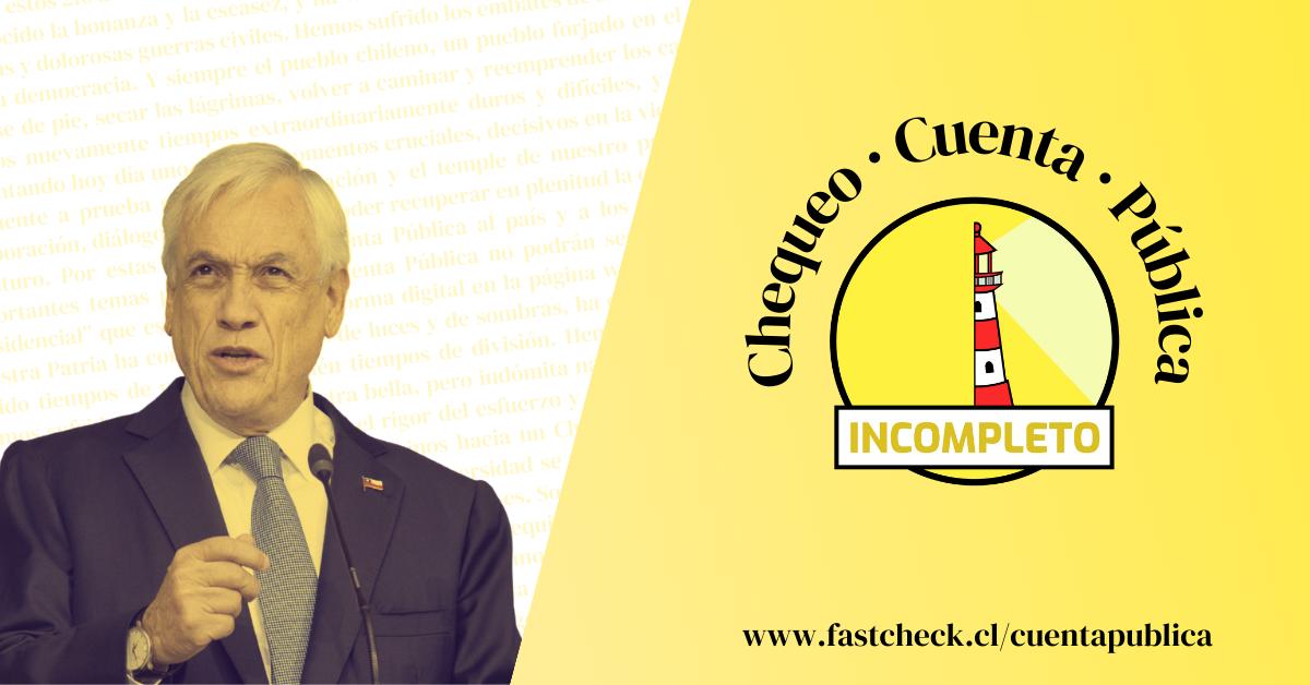 """""""Estamos impulsando la extensión de la educación preescolar, a través de incorporar el kínder obligatorio, gratuito y garantizado para todos los niños de Chile, pudiendo así asegurarles a todos 13 años de escolaridad"""": #Incompleta"""