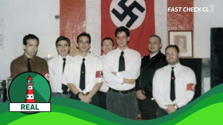 "Read more about the article (Imagen) ""Revolución molecular disipada"", vínculo de Alexis López Tapia con el neonazismo: #Real"