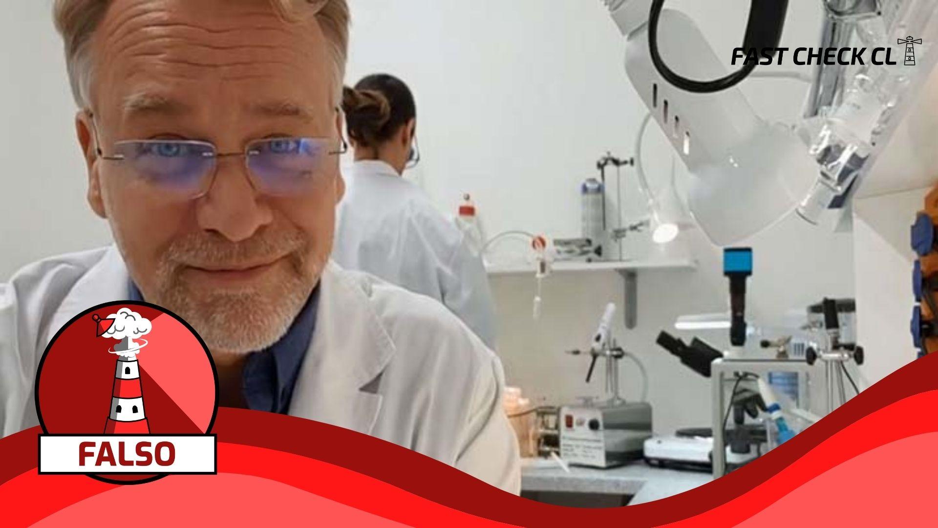 Read more about the article (Video) Las vacunas del Covid-19 poseen un mecanismo de magnetogenética que influye sobre las personas y modifica su genética: #Falso