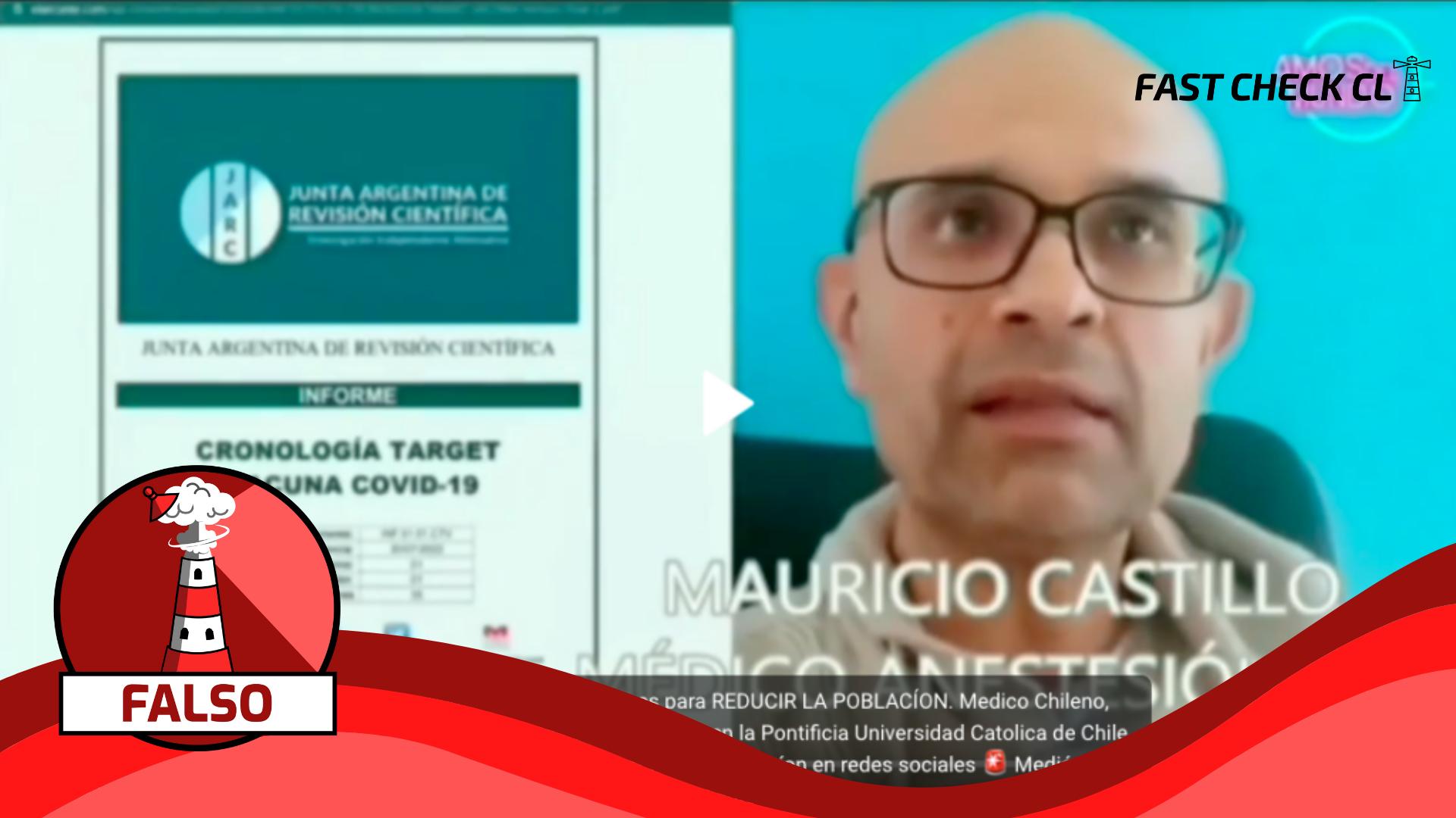 Read more about the article Vacunas contra el Covid-19 causan infertilidad: #Falso