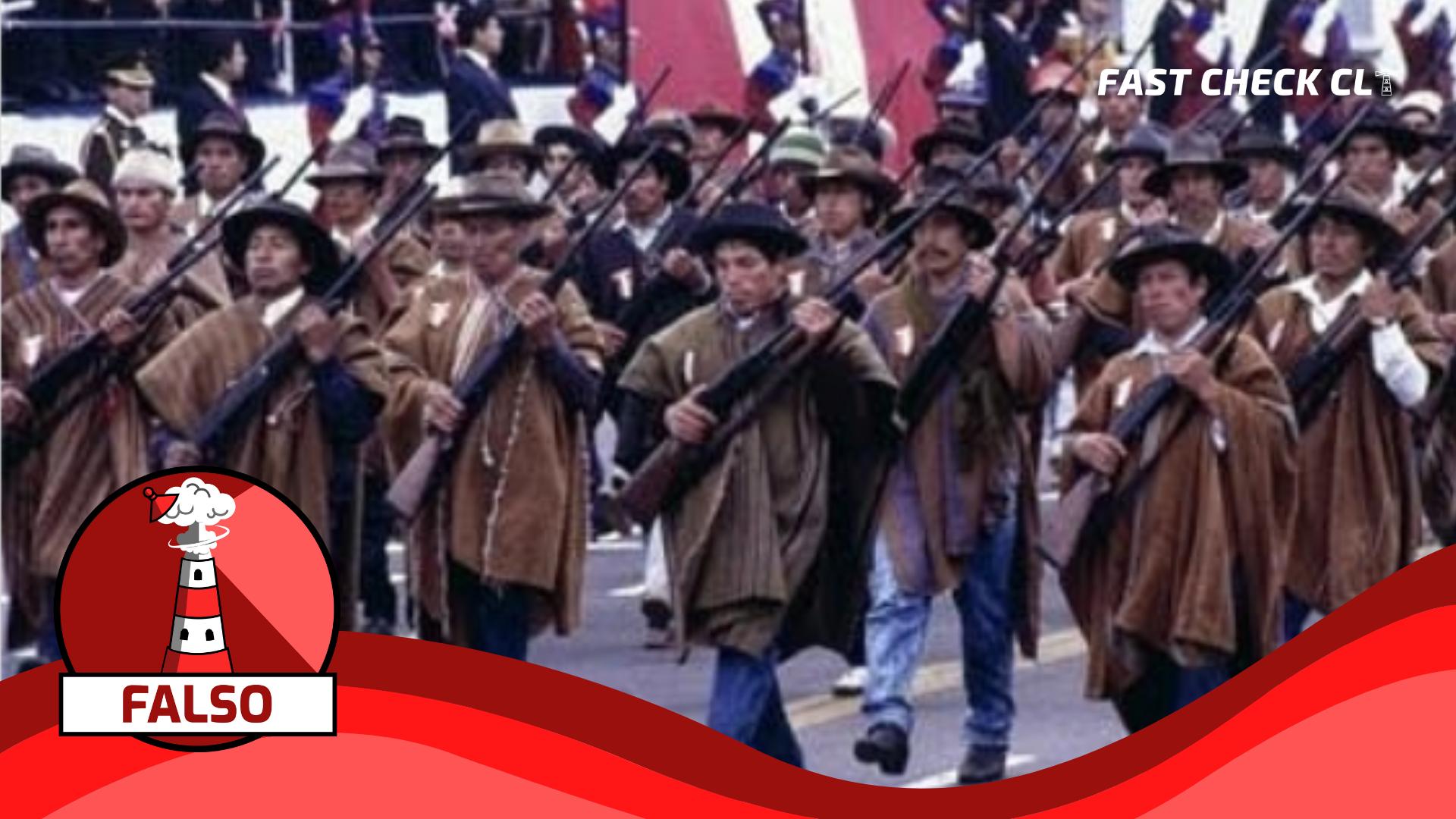"Read more about the article (Imagen) ""20.000 ronderos llegarán a Lima para proteger la victoria popular"": #Falso"