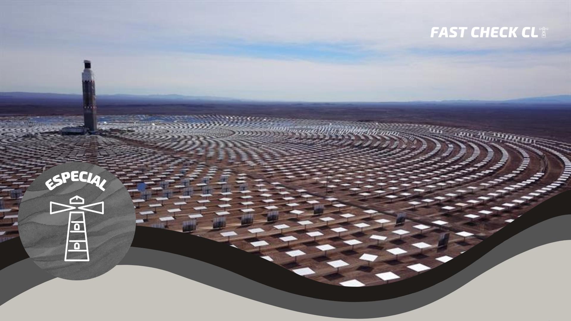 Read more about the article Complejo Solar Cerro Dominador: La primera planta termosolar de América Latina