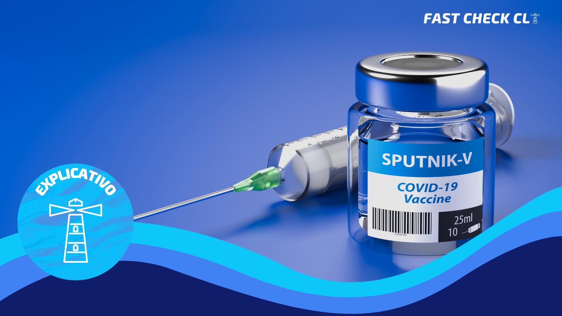Read more about the article Vacuna Sputnik V: lo que debes saber de la vacuna que acaba de ser aprobada para administrarse en Chile