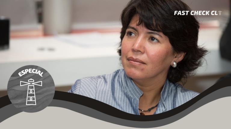 Read more about the article ¿Quién es Yasna Provoste, la nueva candidata presidencial de Unidad Constituyente?