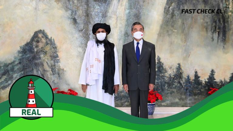 Read more about the article China reconoce a los talibanes como el nuevo gobierno de Afganistán: #Real