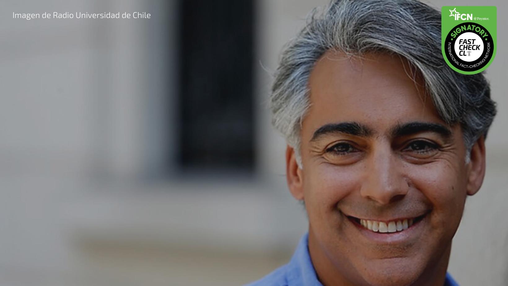 Read more about the article Marco Enríquez-Ominami, el candidato presidencial que va por su cuarto intento