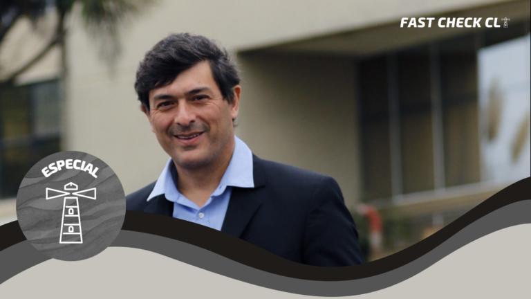 Read more about the article ¿Quién es el candidato presidencial del Partido de la Gente, Franco Parisi?