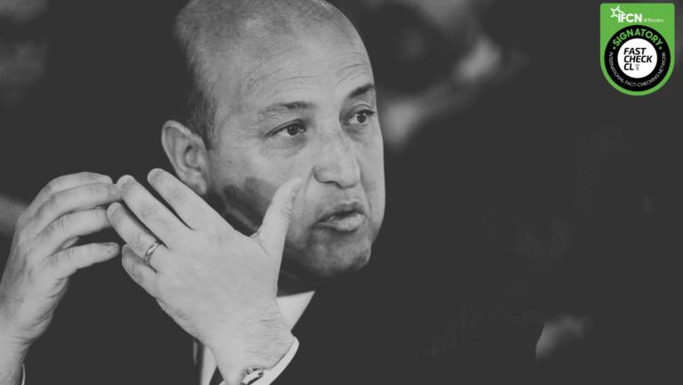 Read more about the article Manuel Guerra, el fiscal que tuvo acceso a los correos en la querella contra Sebastián Piñera en el caso Exalmar-Dominga