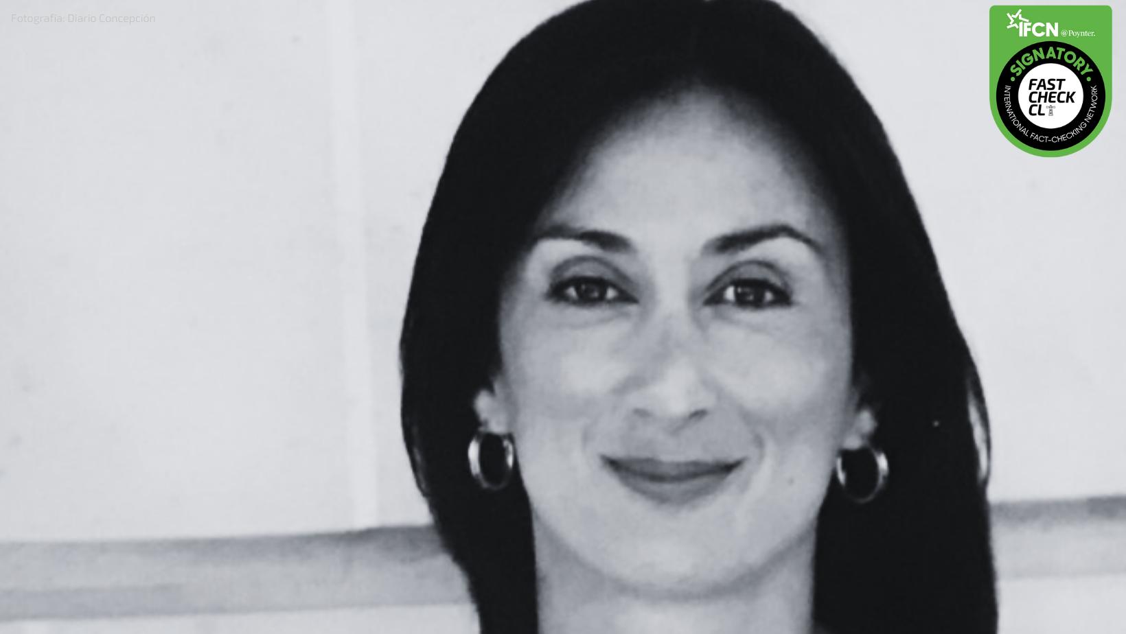 Read more about the article A cuatro años de su asesinato : Daphne Caruana, periodista de los Panamá Papers